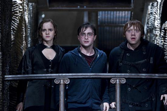 Harry Potter i Insygnia Śmierci: część 2 na HBO HD