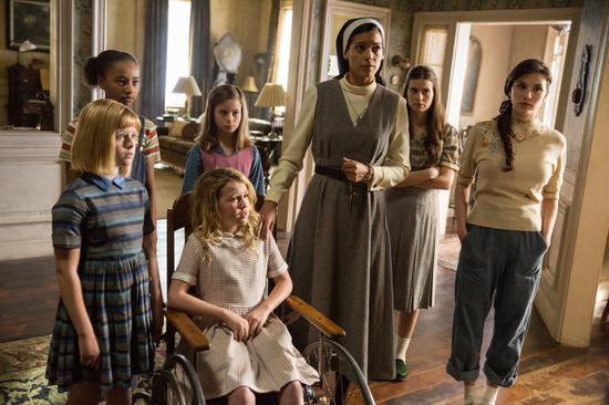 Annabelle: Narodziny zła na HBO2 HD